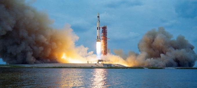Launch of SL-1
