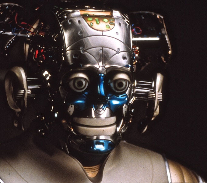 The Inner Workings of Robin Williams' Mind - Bicentennial Man