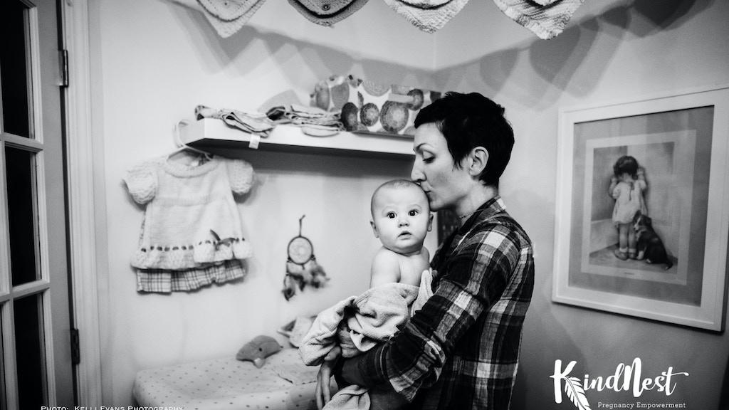 KindNest | Pregnancy Empowerment project video thumbnail