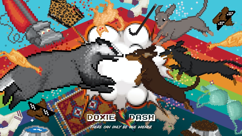 Doxie Dash project video thumbnail