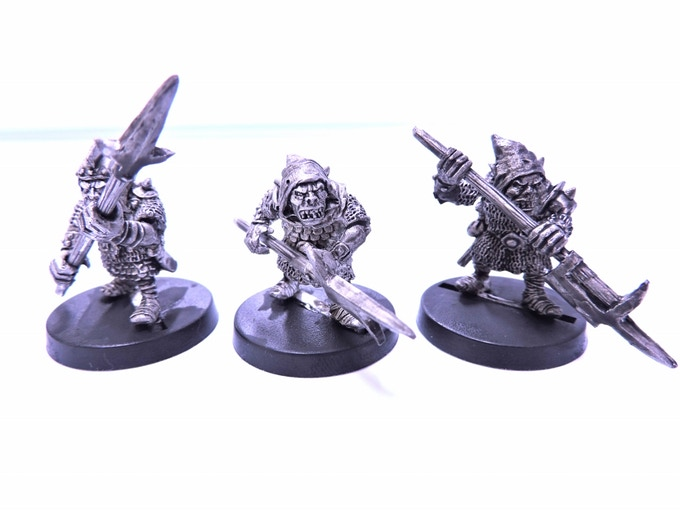 Pack Three Goblin Pole Arms