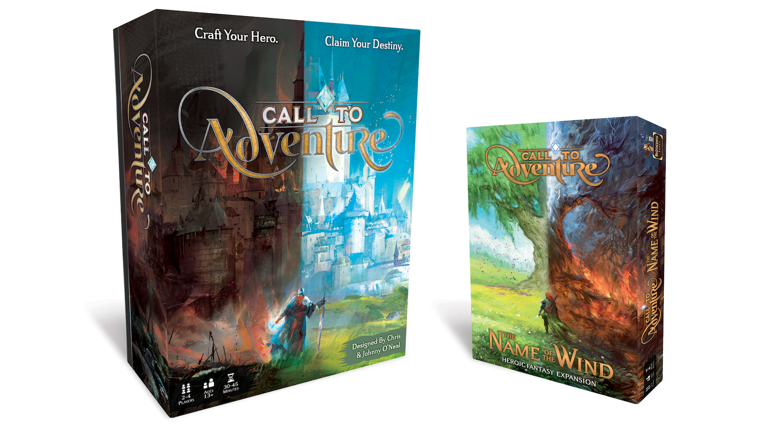 Call To Adventure Featuring Name Of The Wind