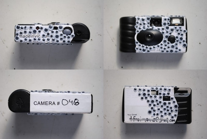Camera #48 Returned