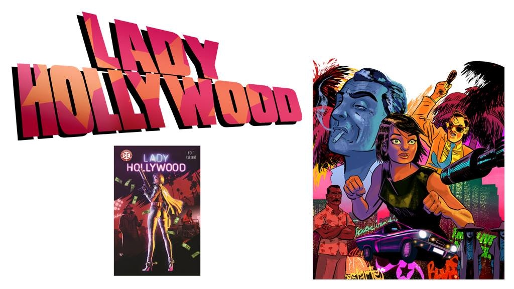 Lady Hollywood #1 project video thumbnail