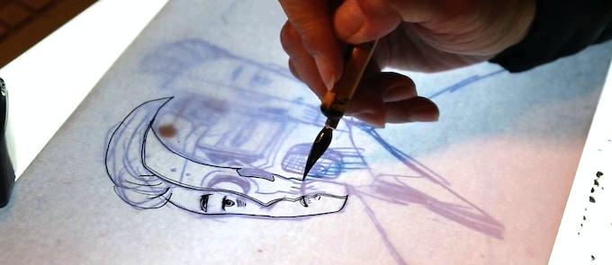 Kongkee's Sketchig
