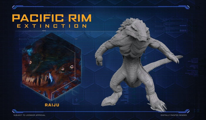 Project Updates For Pacific Rim Extinction On Backerkit Page 9 The film starts with raleigh becket narrating about kaiju first appearing on the planet. pacific rim extinction