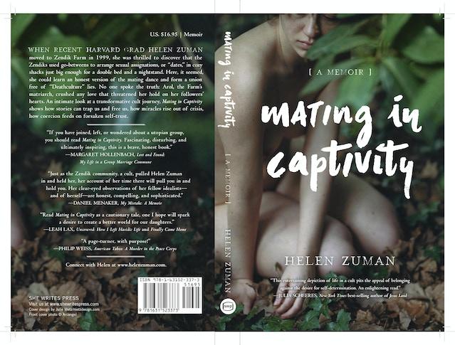 Mating In Captivity A Memoir By Helen Zuman Living The Library