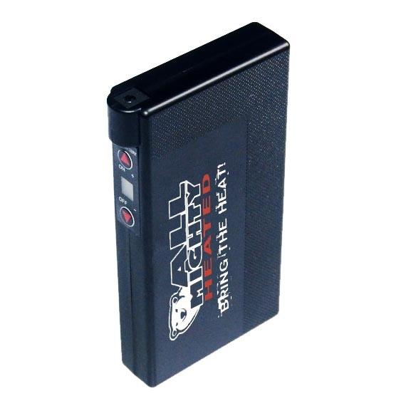 7,800mAh Battery w/ 6-Level Heat Control