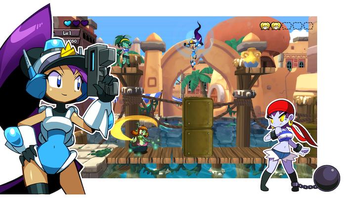 Shantae: Half-Genie Hero by WayForward » Shantae Costume