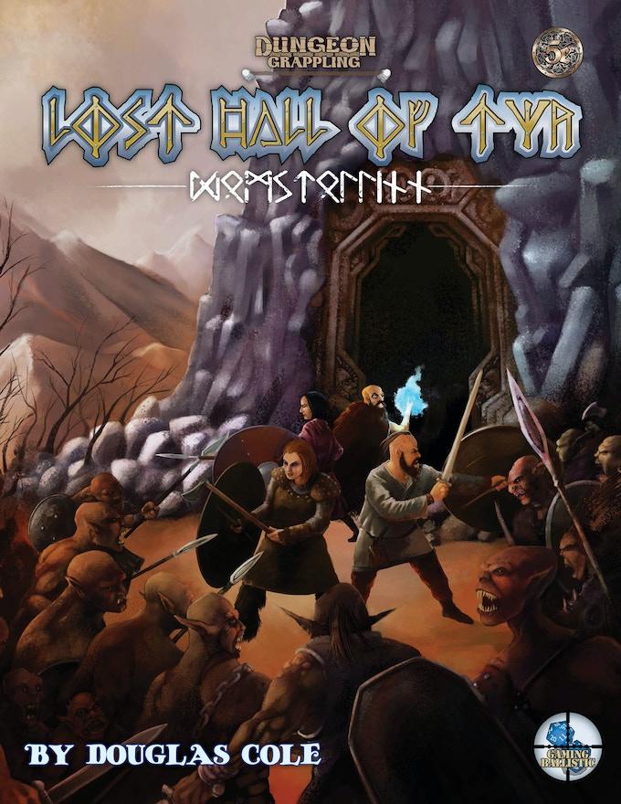 The Dragon Heresy Introductory Set Fantasy RPG (5E-variant
