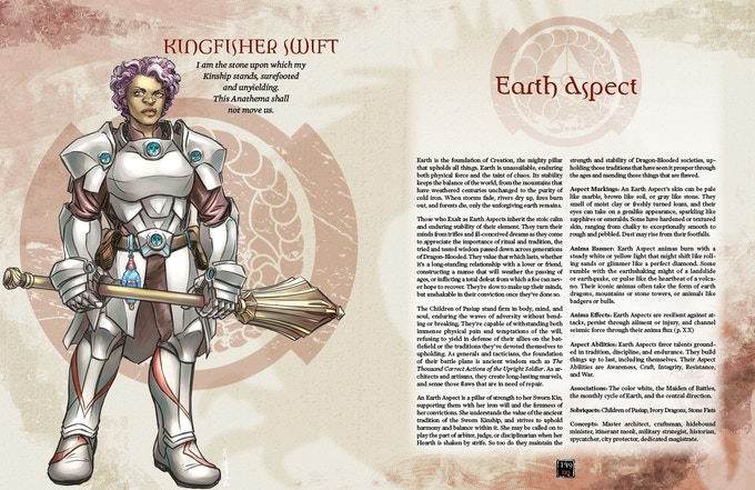 Sample Aspect-type spread. Artwork and design subject to change.