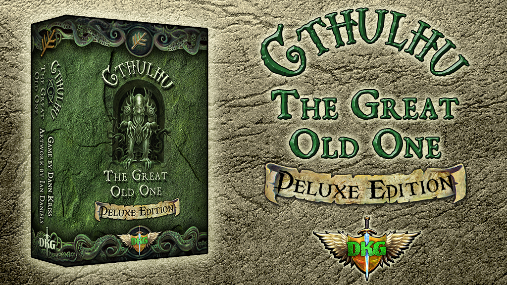 Project image for Cthulhu: The Great Old One (Deluxe Edition) (Canceled)