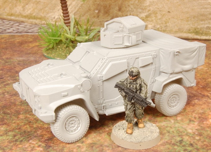 add JLTV to your pledge for $46
