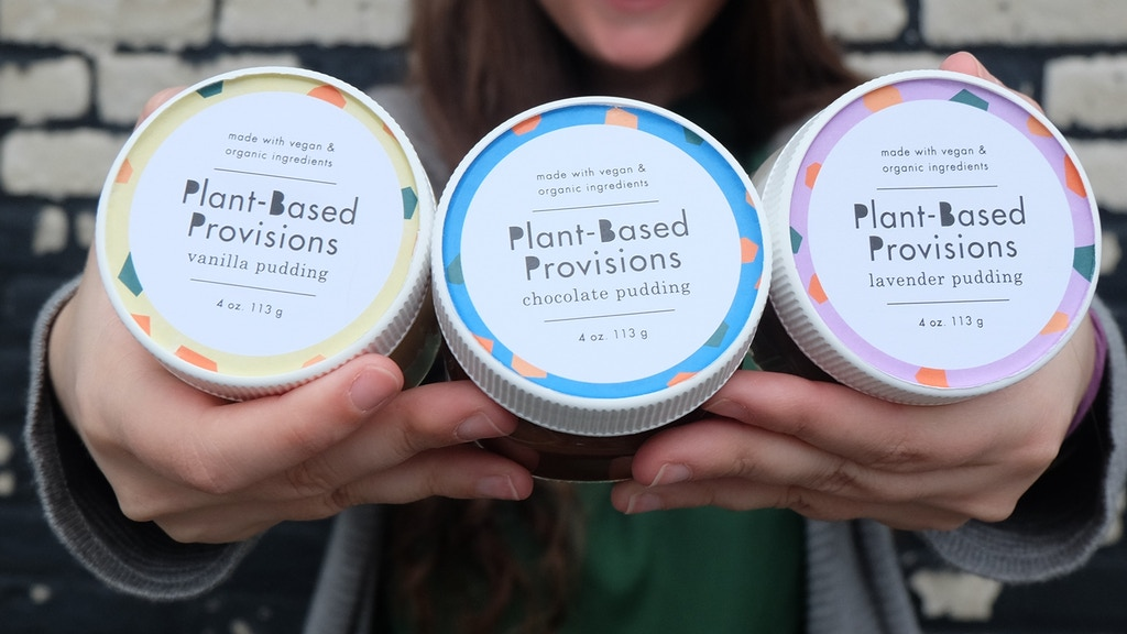 Plant-Based Provisions: Healthy treats and pudding in Boston project video thumbnail