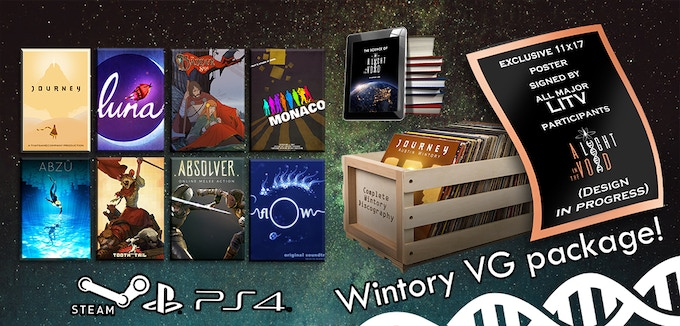 $140: Wintory videogame bundle