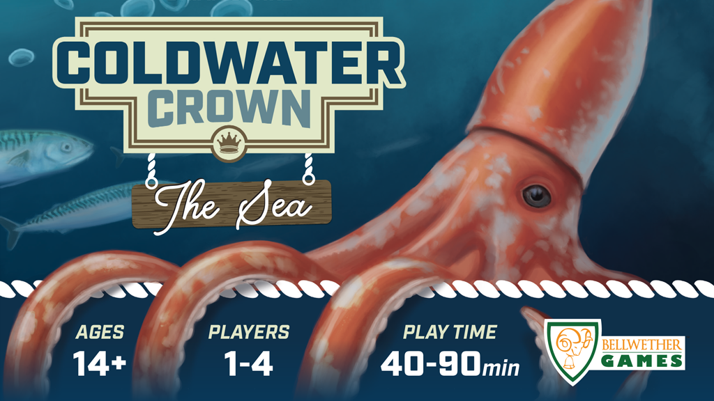 Coldwater Crown: The Sea project video thumbnail