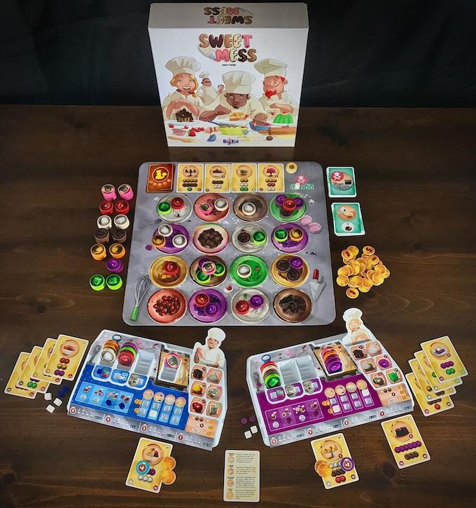 Prototype Game Components & GameTrayz