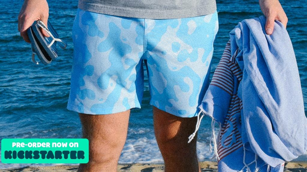 Sloppy Tunas - 100% Recycled Swimwear project video thumbnail