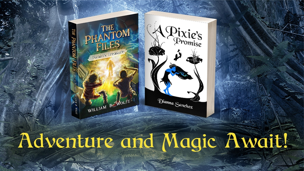 Fantastic Fantasies: A Pixie's Promise and Twain's Treasure project video thumbnail