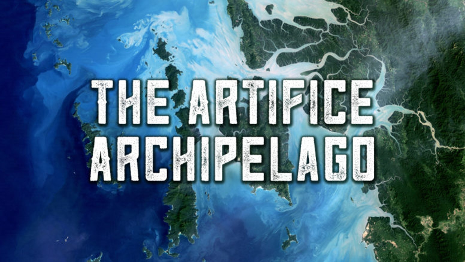 """The Artifice Archipelago"" is a ""choose your own ending"" book. You are in charge of a story consisting of over 250 pages + 50 endings!"
