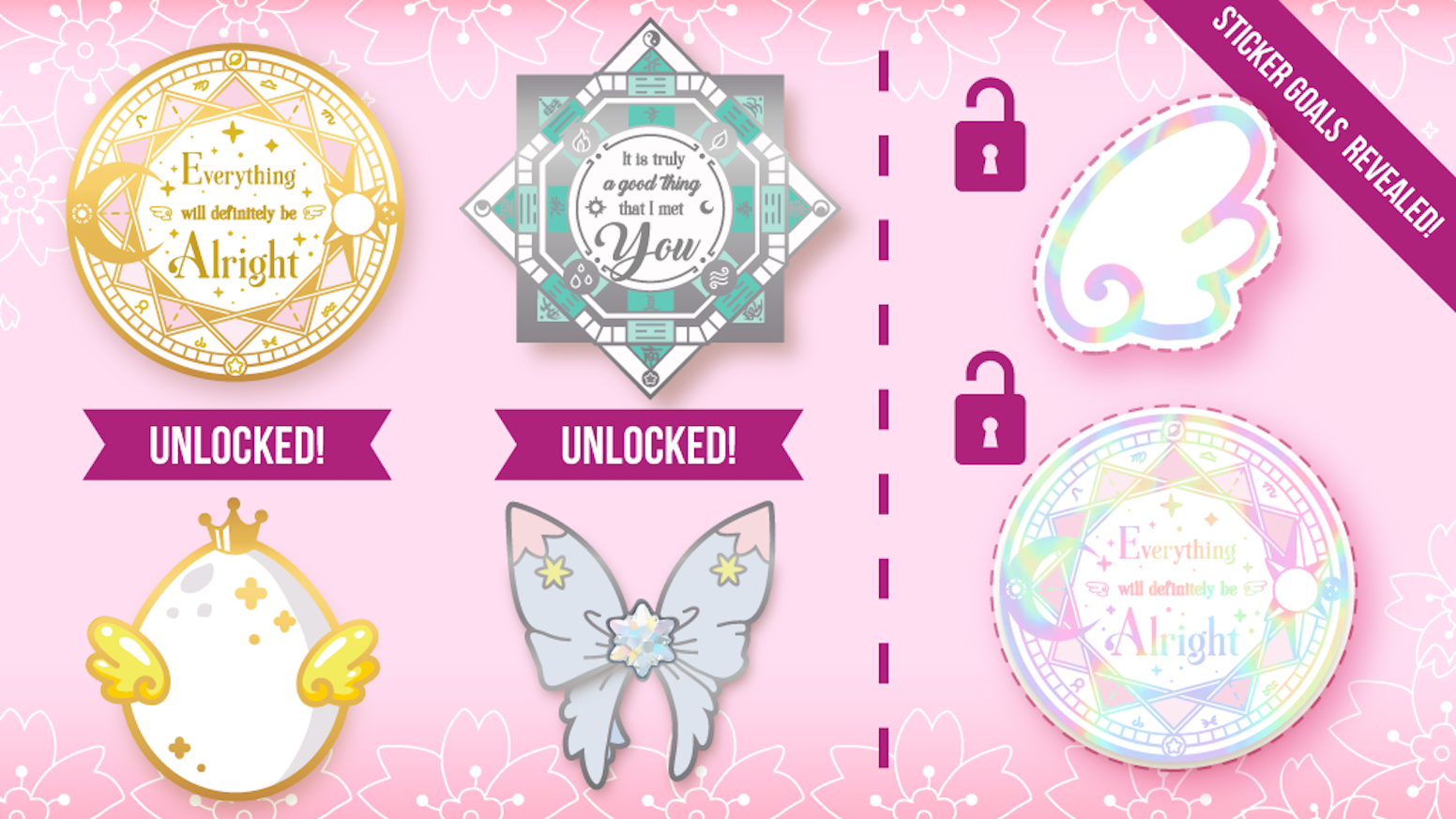 Invincible Spell Cardcaptor Sakura Magic Circle Enamel Pin