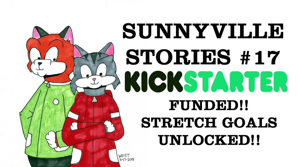 Sunnyville Stories #17 project video thumbnail
