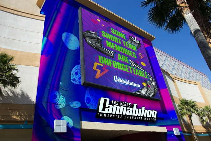 Cannabition, Las Vegas' first immersive cannabis museum
