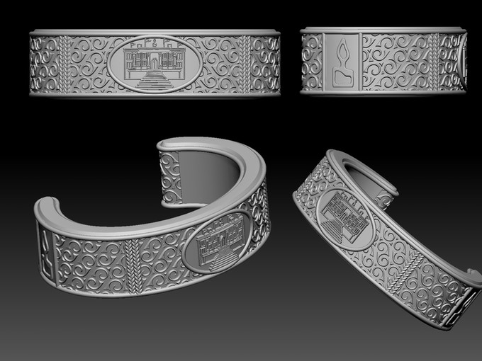 Golden Armband For Legacy of the Ancients