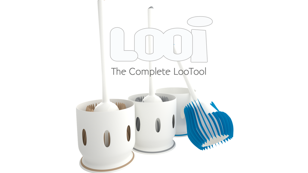 The Ultimate LooTool~ New Toilet Plunger-Brush Combo~