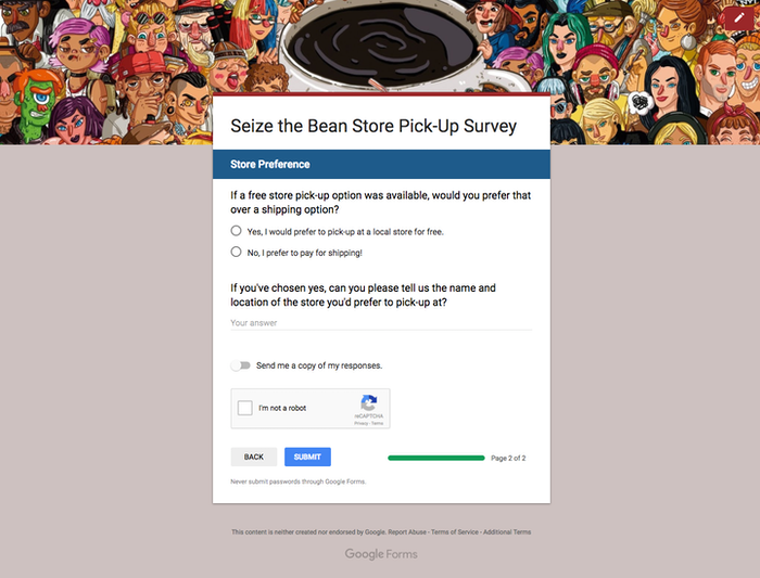 Click the image to fill out the survey!