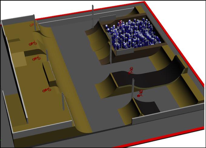 Draft Resi-Mat and Roam Pit Design