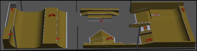 Draft Street Section Design - Angle 1