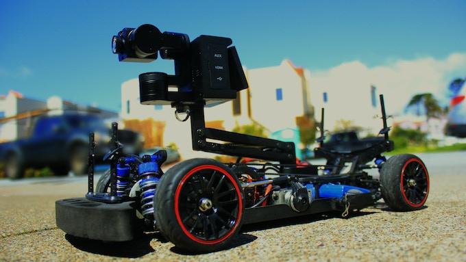 Idolcam: The Pocketable 4k Gimbal Camera! by Jason T  Lam