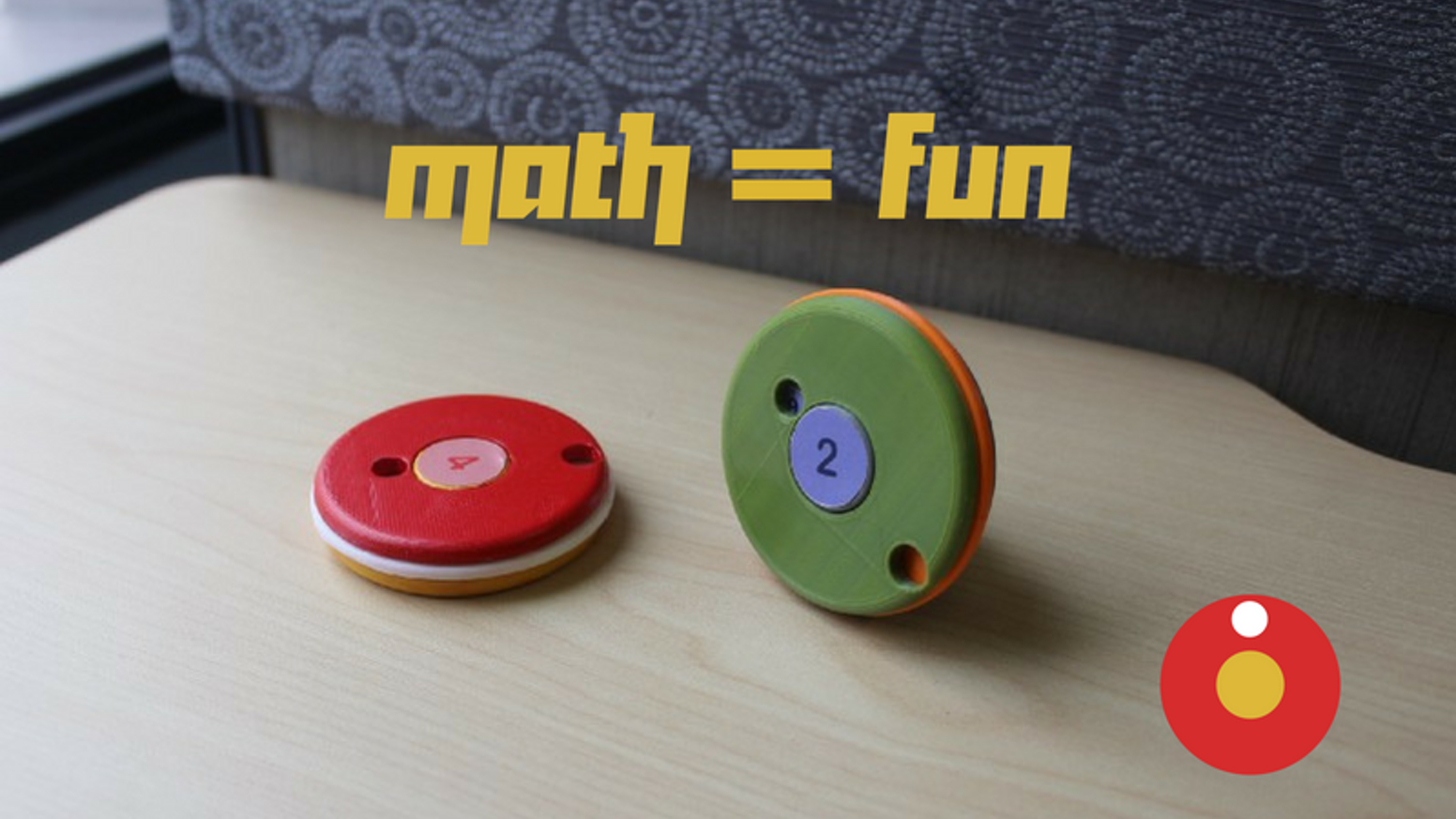Learning multiplication and division can be quite difficult for kids, wonda makes it as easy as spinning circles.