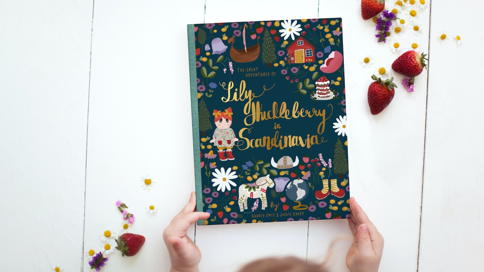 the adventures of lily huckleberry travel books for kids by this