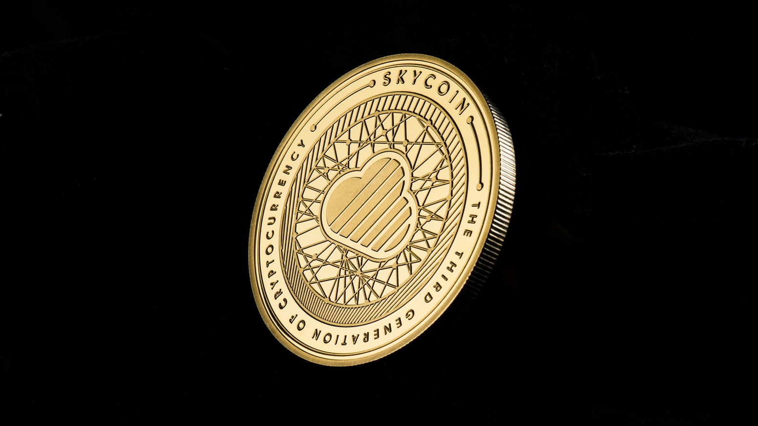 The first Skycoin Collectable Coin backed by the Skycoin development team for the Skycoin believers community.                  This project was successfully funded over the course of 30 days!