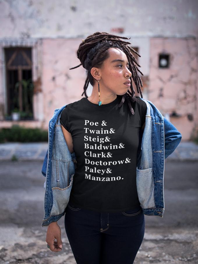 Bronx Classic Writers T-shirt