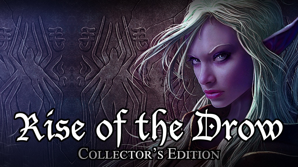 Rise of the Drow: Collector's Edition for D&D 5E or PFRPG project video thumbnail