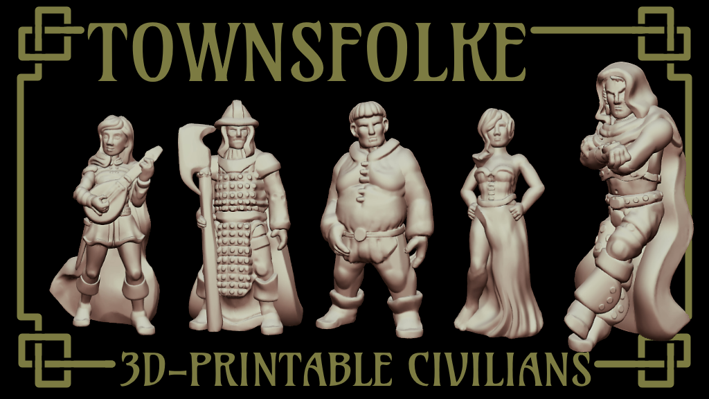 Townsfolke project video thumbnail