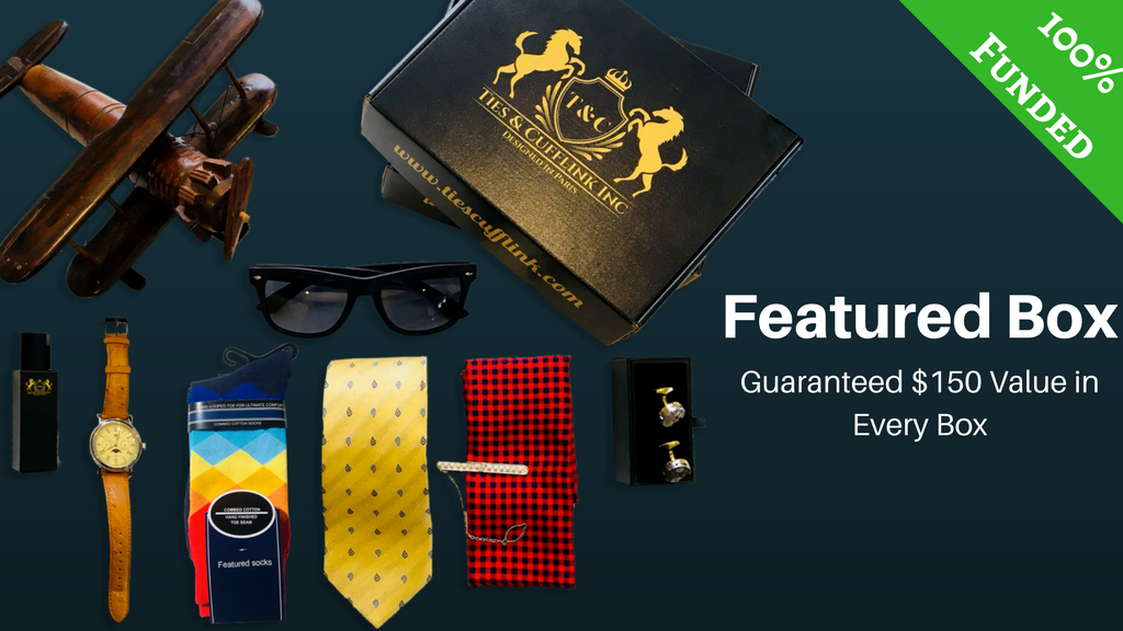 Featured Box - Best Men's Luxury Subscription Box