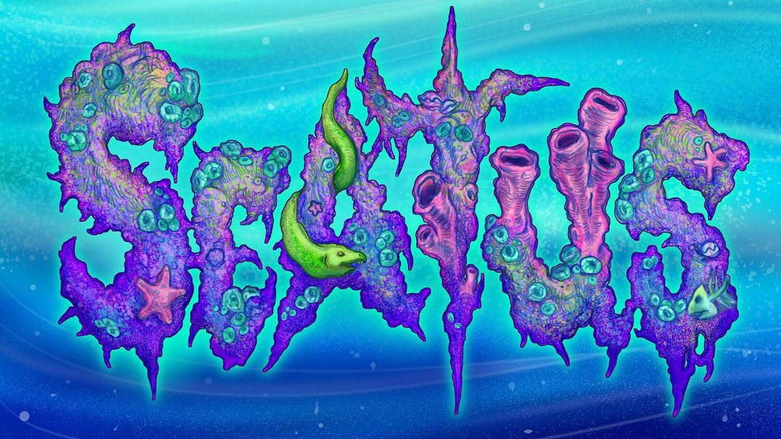 seatus the sea monster by gruesome toys kickstarter