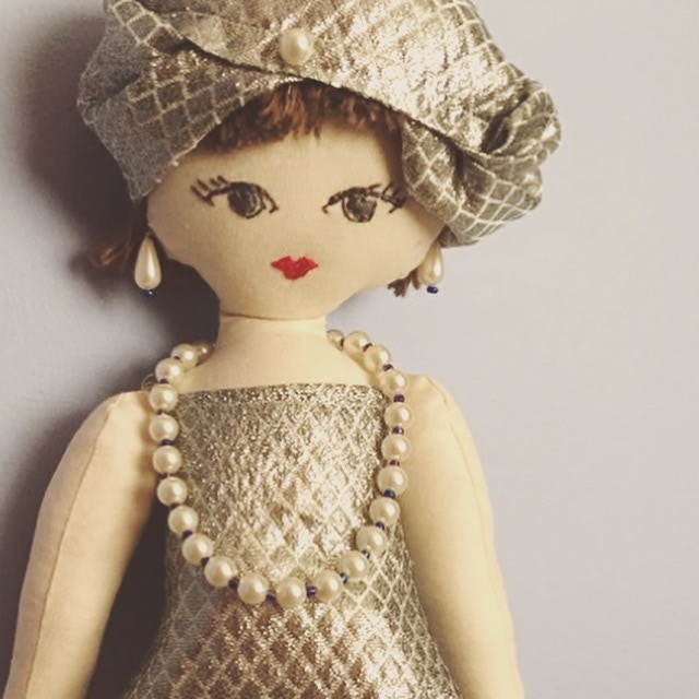 Flapper Velody, by Isabel
