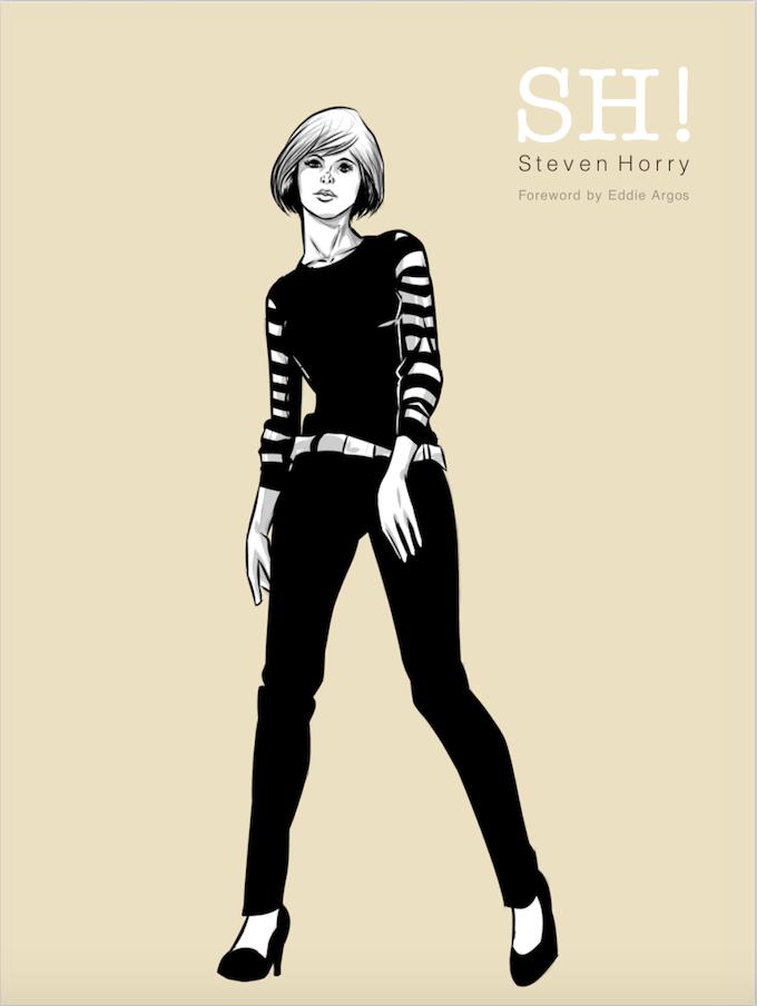 Sh! Book Cover