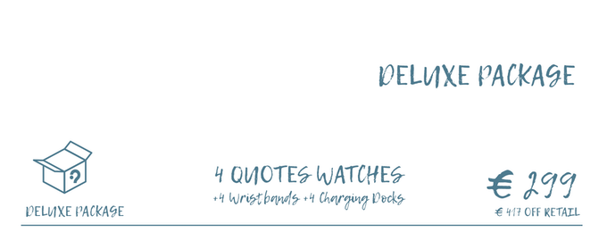 Quotes Watch The Art Of Words By What Watch Kickstarter