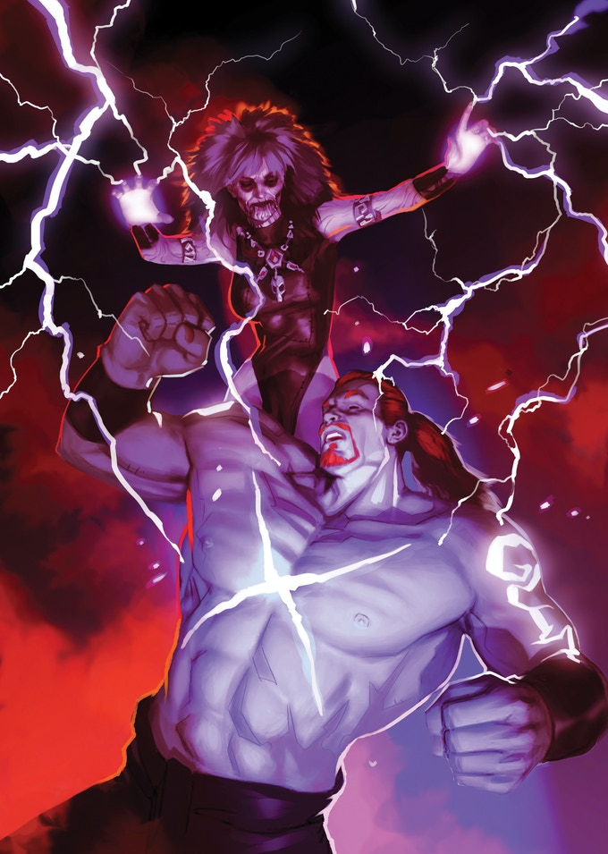 Saltire Chapter Cover