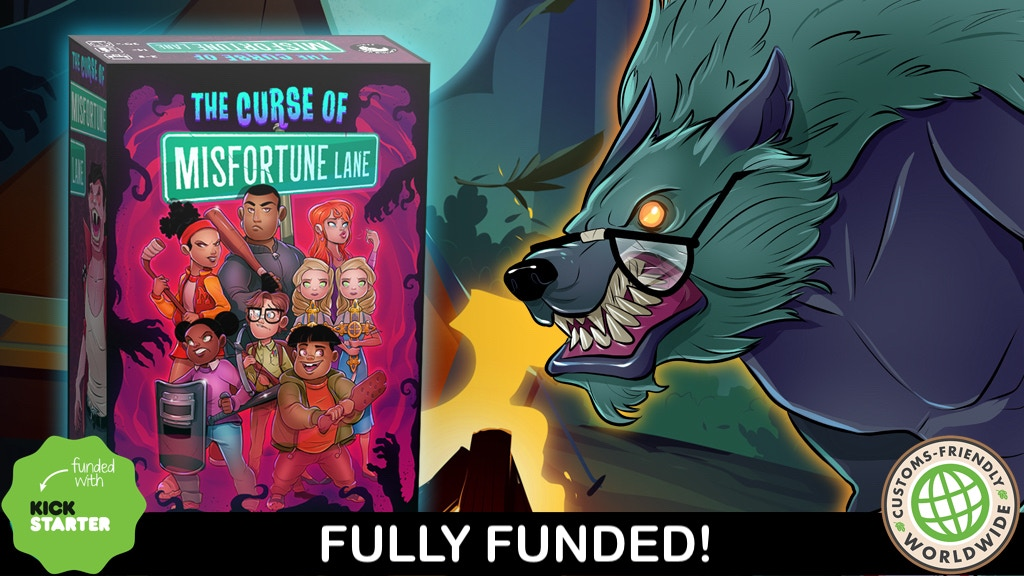 The Curse of Misfortune Lane project video thumbnail