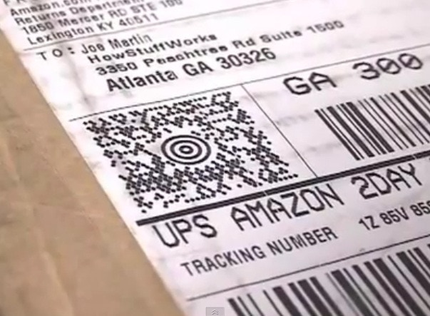 Once delivered, Carriers scan bar code to notify homeowner and depot of the successful delivery