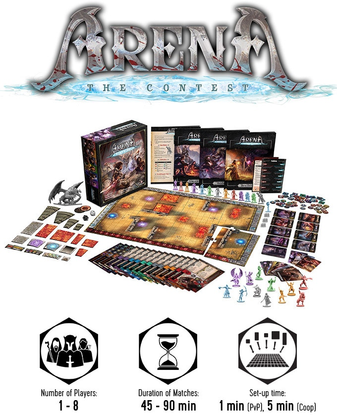 Shared Board Cause To Pause: Tabletop Miniatures Board Game By
