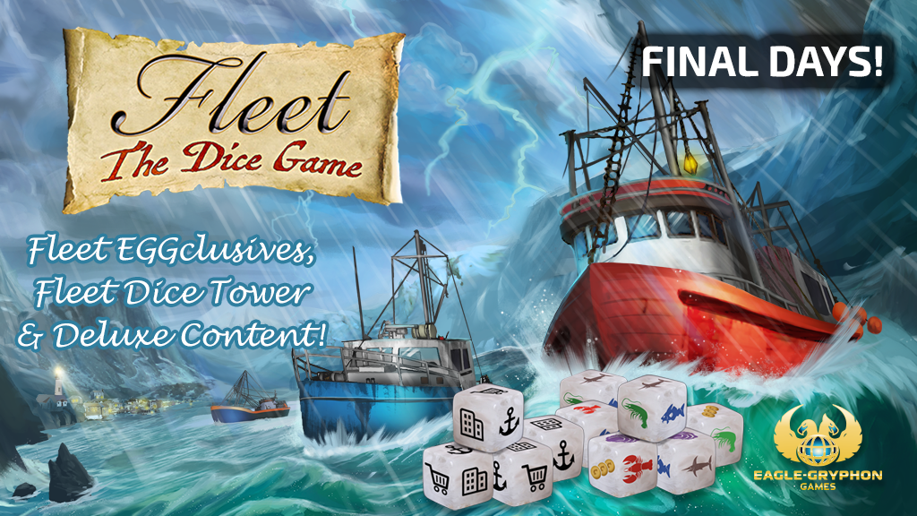 Fleet: The Dice Game project video thumbnail