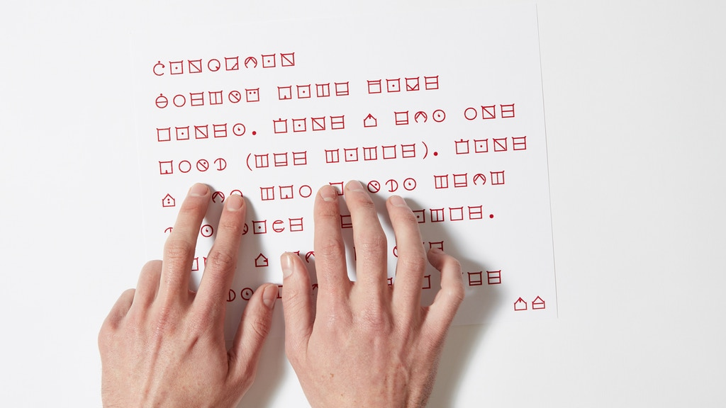 ELIA—the world's most intuitive tactile reading system project video thumbnail